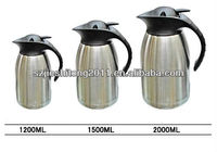 Vacuum flasks stainless steel coffee pot and water pot