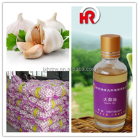 organic garlic seed oil for anti cancer drug