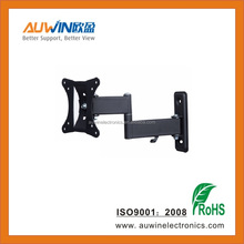 "hot sale tv mounting bracket for 13""-27"" screen with two folding arms"