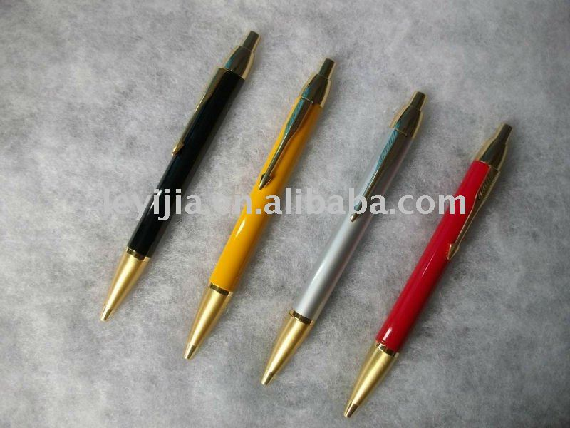 Metal ball pen LY913-2 for promotion