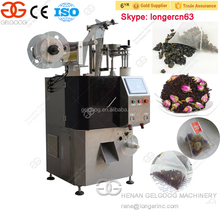 Stable Quality Tea Bag Packaging Machine Triangle Filling Machine | Tea Bag Machine