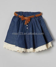 Sexy girls in school short skirts models petite stripe scuba skater skirt photos low skirts for girls Wholesale