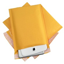 Kraft bubble Mailers Envelopes/Customized Poly Mailer/Courier Bags To protect the product safe