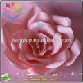 Promotion! Pink giant paper flowers for wedding