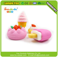 Japanese Iwako 3D Mini Food Shaped Erasers