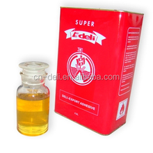 Deli graft adhesive for canvas shoes making