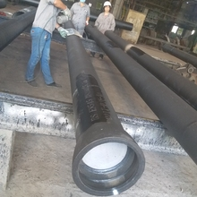 China best per epoxy coated price cast iron pipe
