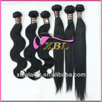 just washed and left chemical untreated natural brazilian virgin remy hair wholesale