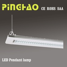 Aluminum Lampbody Tube Hanging Light for Hotels with SAA ROHS