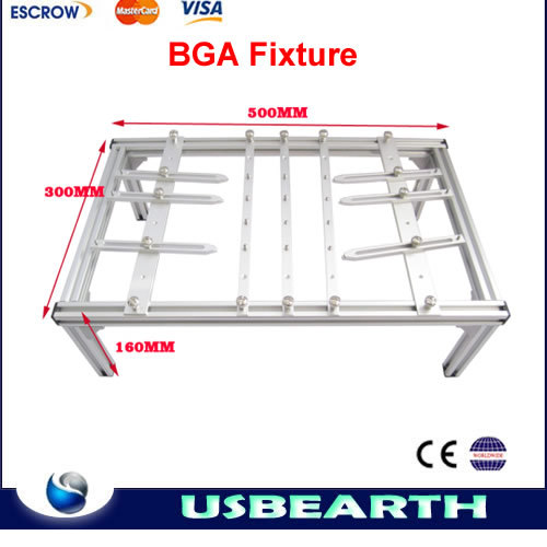 bga fixture/jigs for large pcb board , apply to ir600, ir9000, HT-R490