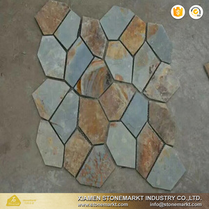StoneMarkt outdoor slate stepping crazy paving stone