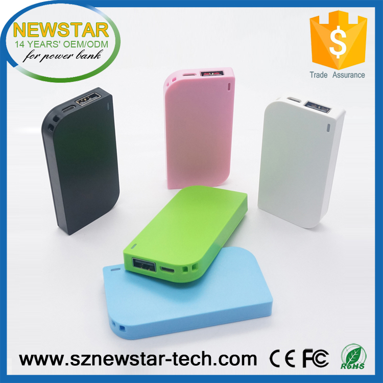 Popular restaurant CE,FCC,ROHS certified 2200mah mobile power bank