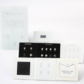 RS485 Touch Wall Switch Modbus Button Centralize Hotel Room Management