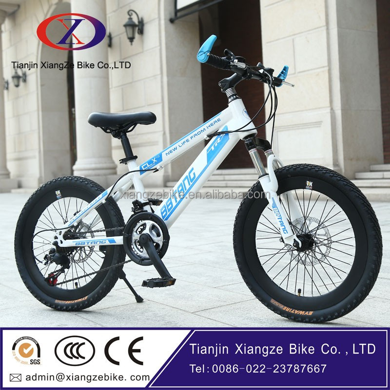 "Freestyle BMX 20"" suspension bike"