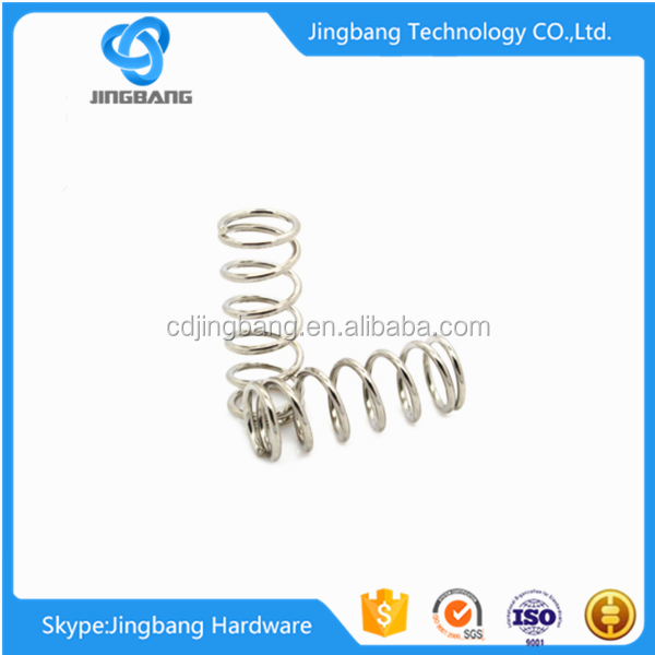 power pressure spring with stainless steel for printer 3d