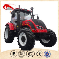 Famous chinese tractor 80-110hp China farm tractors QLN125-140 hp cool tractor