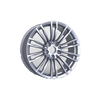 20 inch professional factory customized made sport chrome rim chinese alloy rims(ZW-P638)
