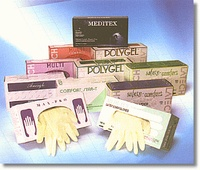 Polymer Coated Powder Free Gloves