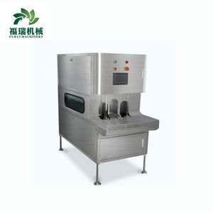 Automatic fruit peeling machine/coconut peeling machine