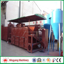 Hot sell continuous high temperature 5.5kw activated carbon making machines factory price