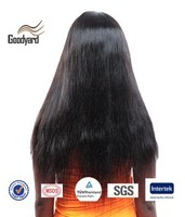 Malaysian Silk Top Black People Full Lace Wigs Human Hair Extension Wigs and Natural Wigs