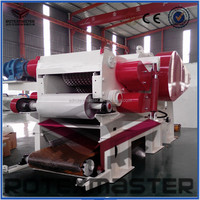 Knife roller for wood chipper / wood chippers for sale