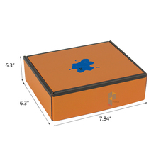 corrugated folding colored printed boxes for shipping
