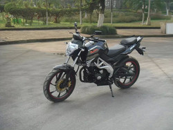 new sport racing motorcycle with 250cc