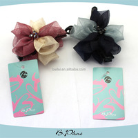 2015 new design charming plastic hair claw Korean style hair accessories