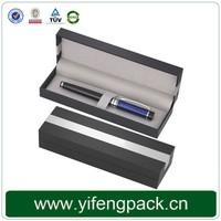 Custom logo cardboard pen display box,pen box packaging