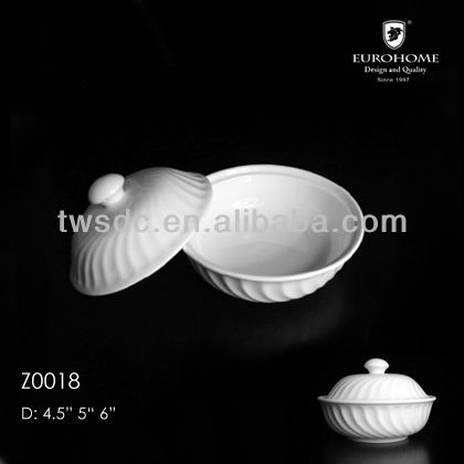 Marriage hall chinese soup tureen