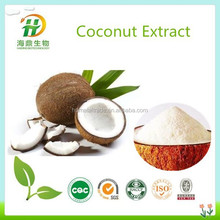 Organic instant coconut water powder from GMP factory