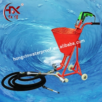 HX-750 Concrete Joint Sealing Machine Grouting Pumping Machine