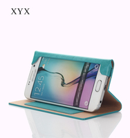 new products 2016 innovative product pure pu leather for sony xperia e4 cellphone flip cover case