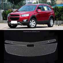 Stainless Steel Honeycomb Front Grille Slim Grill For Chevrolet Cruze 2009-2014
