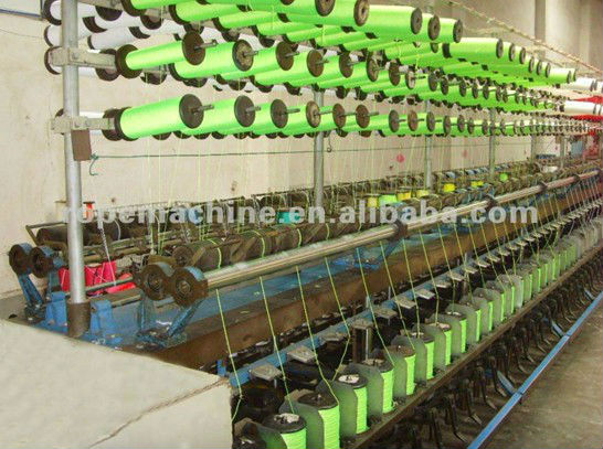string twisting machine for twine making easy operation yarn ring twister machines for sale email:ropenet22@ropeking.com