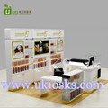 Mac makeup cosmetics shop decoration and display shevle for cosmetics shop for sale