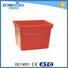200L plastic water box, plastic packing box, plastic moving boxes