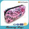 Freely sample 300D polyester Girls printed cosmetic bag