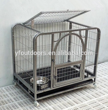 Good quality popular promotional the chianlink dog cage