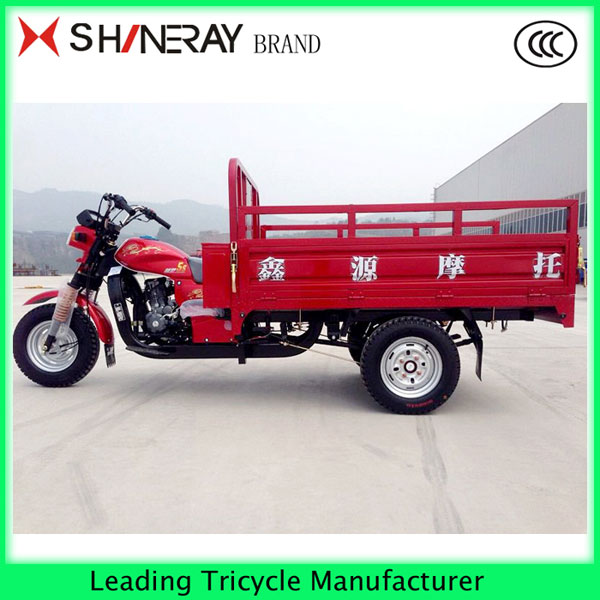 made in China chongqing SHINERAY CARGO TRICYCLE MOTORCYCLE FOR SALE