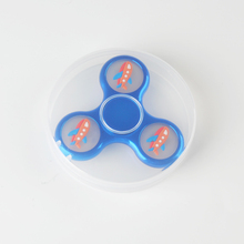 Wholesale 2017 New Style Panda High Speed Circle Round Wheel Spinner With Custom Logo Low Price
