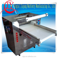 Automatic pizza dough rolling machine