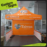Outdoor Advertising Printed Marquee