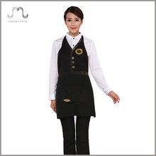 Wholesale Beauty and Hair Salon Aprons with Good Fabirc and Tool Pocket