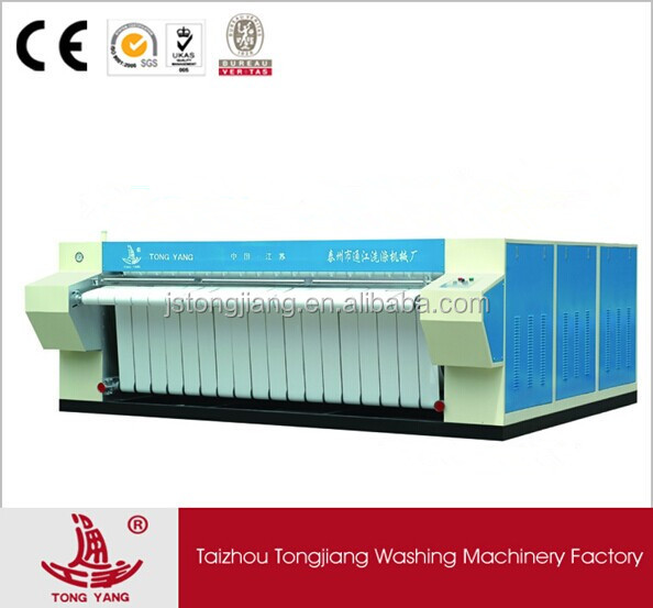 Steam ,electric, gas,LPG roller tablecloth press iron/ 3000MM Flatwork Ironing Machine 1600mm,1800mm,2200mm,2500mm,2800mm,3000mm