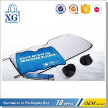 hot sale printed car sunshade for front window