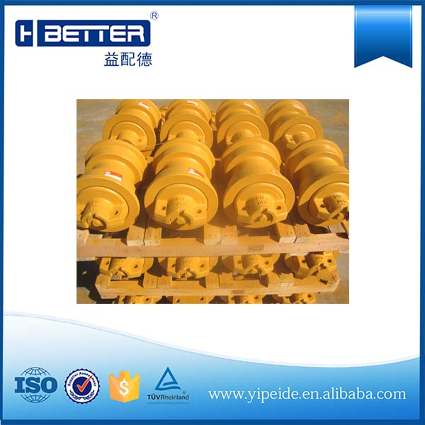 Shantui SD16 bulldozer single flange track roller