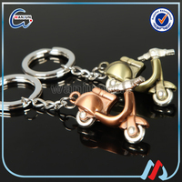 Cheap Gifts Custom Motorcycle Keychain(K-203)