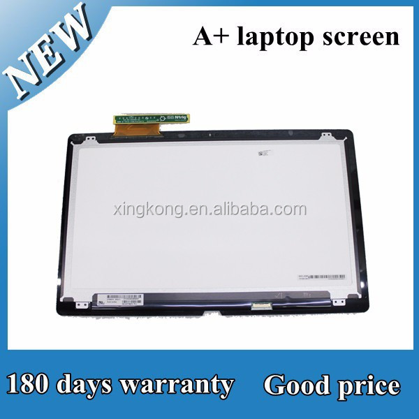 Wholesale LCD Display and Touch Screen Digitizer Upper Half Assembly For SONY SVF15N